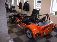 Mark Evans' car from 'A Racing Car is Born' (click for larger image)